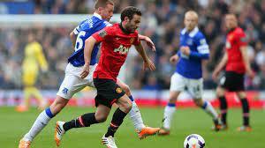 Everton-Manchester United (English Premier League 2013/14) - FIFA.com