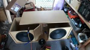 speaker line array build part  speaker line array build part 3