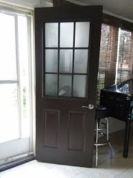 10 steps to painting grid doors and