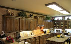 Above Kitchen Cabinet Decorative Accents Vintage Kitchen Cabinets