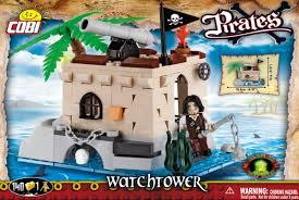 <b>Сторожевая башня</b>. <b>COBI</b> 6022.