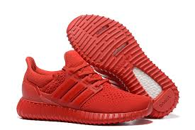adidas shoes 2016 for men red. adidas yeezy ultra popcorn boots 2016 running shoes for men all red t