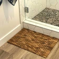 teak bath mat solid teak floor mat teak bath mat ikea