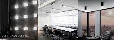 commercial lighting by custom lighitng