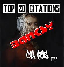 Top Citation Street Art Banksy Ou Pas Slave 20