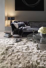 big white fluffy rug gold thick soft rugs plush cream contemporary bedroom large size of