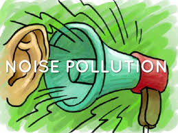 words essay on noise pollution