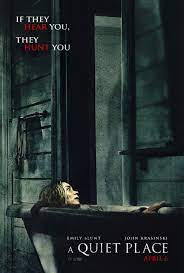 A QUIET PLACE: A Horror in Silence ...