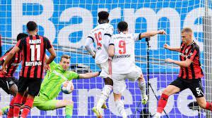 8. Spieltag: Gnadenlose Bayern deklassieren Bayers junge Wilde
