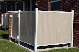 vinyl fence colors. Vinyl Fencing Corner Fence Colors C