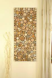 wall panel art reclaimed wood art of tree rounds polka dot panel environment sliced artwork birch on birch wood slice wall art with wall art new gallery from wall panels art art posters art prints