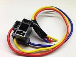 headlight wiring repair headlight image wiring diagram h4 hb472 472 bulb holder plug headlamp wire wiring repair on headlight wiring repair