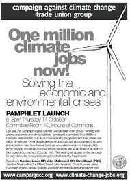 Wembley Matters One Million Climate Change Jobs Now