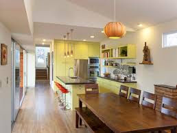Yellow Painted Kitchen Cabinets Yellow Kitchen Cabinet Paint With Moonraker And Snowbound Sherwin