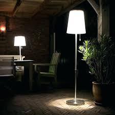 solar floor lamp s powered outdoor d