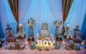 12 Royal Prince Baby Shower Favors  Boys ROYAL BLUE U0026 GOLD Bottle Prince Themed Baby Shower Centerpieces