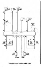 jeep xj stereo wiring diagram jeep wiring diagrams online