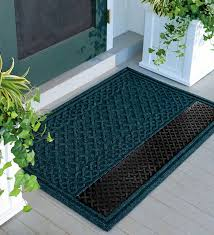 outside floor mats rubber entry the door mat and some top