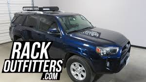 Toyota 4Runner Gen5 Outfitted with Yakima LoadWarrior Roof Rack ...