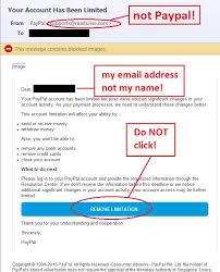 Paypal – Medium scam Email Tokh Tikh