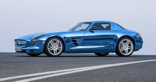 Straddling the line between supercar and sports car, the sls is responsible for keeping. 2013 Mercedes Benz Sls Amg Electric Drive Sexy But Expensive