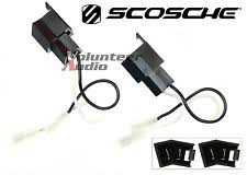 scosche universal car speakers wire harnesses for dodge scosche shgm02b 85 up gm 2 pin universal speaker harness