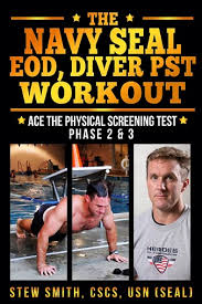 navy seal phases 2 and 3 workout in softcover