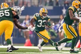 Green Bay Depth Chart Green Bay Packers Preseason Depth Chart Establish The Run