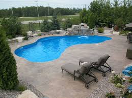 pool patio decorating ideas. Awesome Inground Pool Patio Ideas #2 Image Of: Decorating E