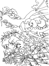 Small Picture Giant Panda coloring page Animals Town Free Giant Panda color