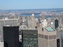 chrysler building observation deck. top of the rock observation deck top of the rock view chrysler building