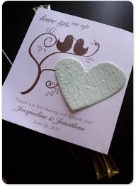 plantable wedding favors appear on shelterrific blog botanical Seed Cards Wedding Favors plantable wedding favors plantable seed cards wedding favors