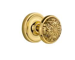 Reproduction Skeleton Key Door Locks