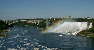 「Roebling successfully bridged the Niagara Gorge at Niagara Falls」の画像検索結果