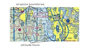 Sectional Chart Tutorial Airspace Guide Usa Chart Reading Tutorial C Aviation