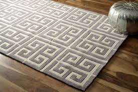 greek key rug new nuloom cine greek key christi grey rugs