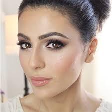 bridal makeup for bridesmaids