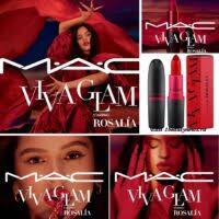 Новая <b>губная помада MAC</b> Viva Glam Rosalia Fall 2020 ...