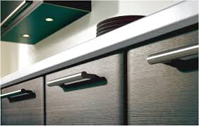 Handle For Kitchen Cabinets Cabinets Drawer Modern Chrome Kitchen Cabinet Handle With Wood