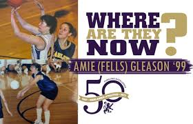 Where Are They Now: Amie (Fells) Gleason - Houghton College Athletics