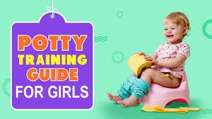 Potty Training For Girls