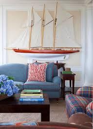 using sailboats as wall decor