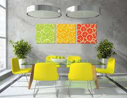 Großhandel Hd Gedruckt Triptychon Zitrone Frucht Leinwand Wandbilder Für Esszimmer Moderne Haushaltswaren Geschenk Sjmt1918 Von Creativearts 1508