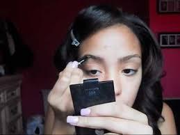 elf eyebrow kit tutorial. eyebrow tutorial! ft. elf kit elf tutorial