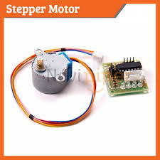 28byj 48 5v dc stepper motor uln2003 easy driver board set arduino