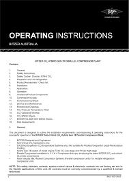 Operating Instructions Manualzz Com