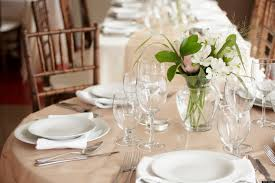 Dining Etiquette Setting A Welcome Table HuffPost - Dining room etiquette