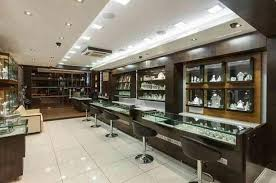 Jewelry Store Interior Design Interesting Inspiration Design
