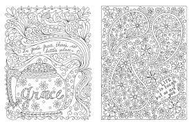 Small Picture Posh Adult Coloring Book God Is Good