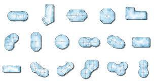 inground pools shapes. Inground Kits Pools Shapes E
